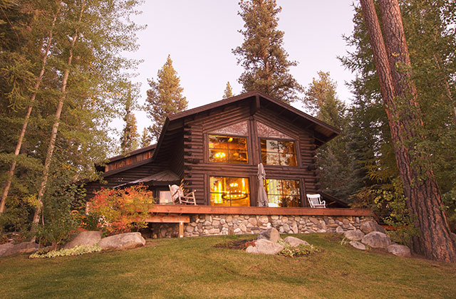Log Cabin Retreats